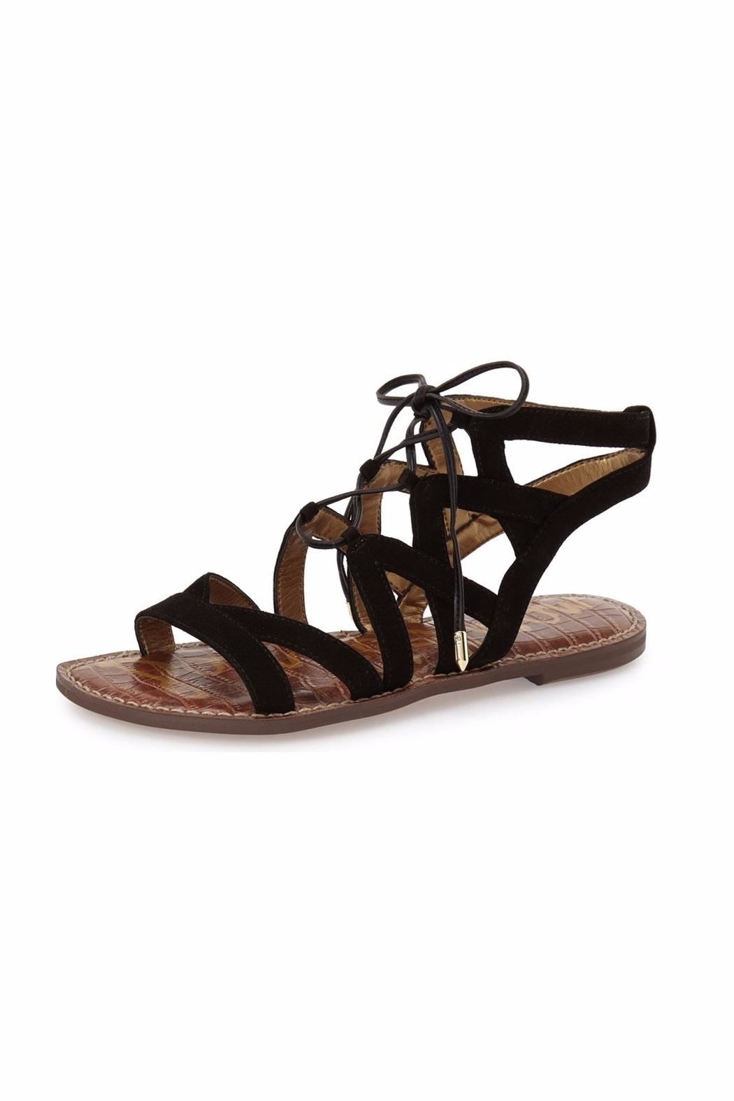 ab5210430fd Sam Edelman Gemma Lace Up Sandal from Hudson Valley by Bfree ...