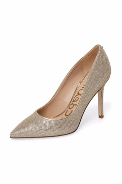 0b662be9c375f Sam Edelman Hazel Linen Pump from Hudson Valley by Bfree — Shoptiques