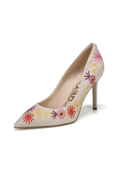 Sam Edelman Hazel Linen Pump - Product List Image