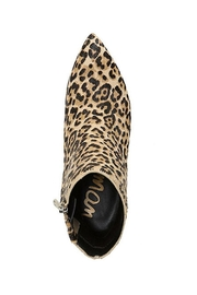 Sam Edelman Hilty Leopard Bootie - Back cropped