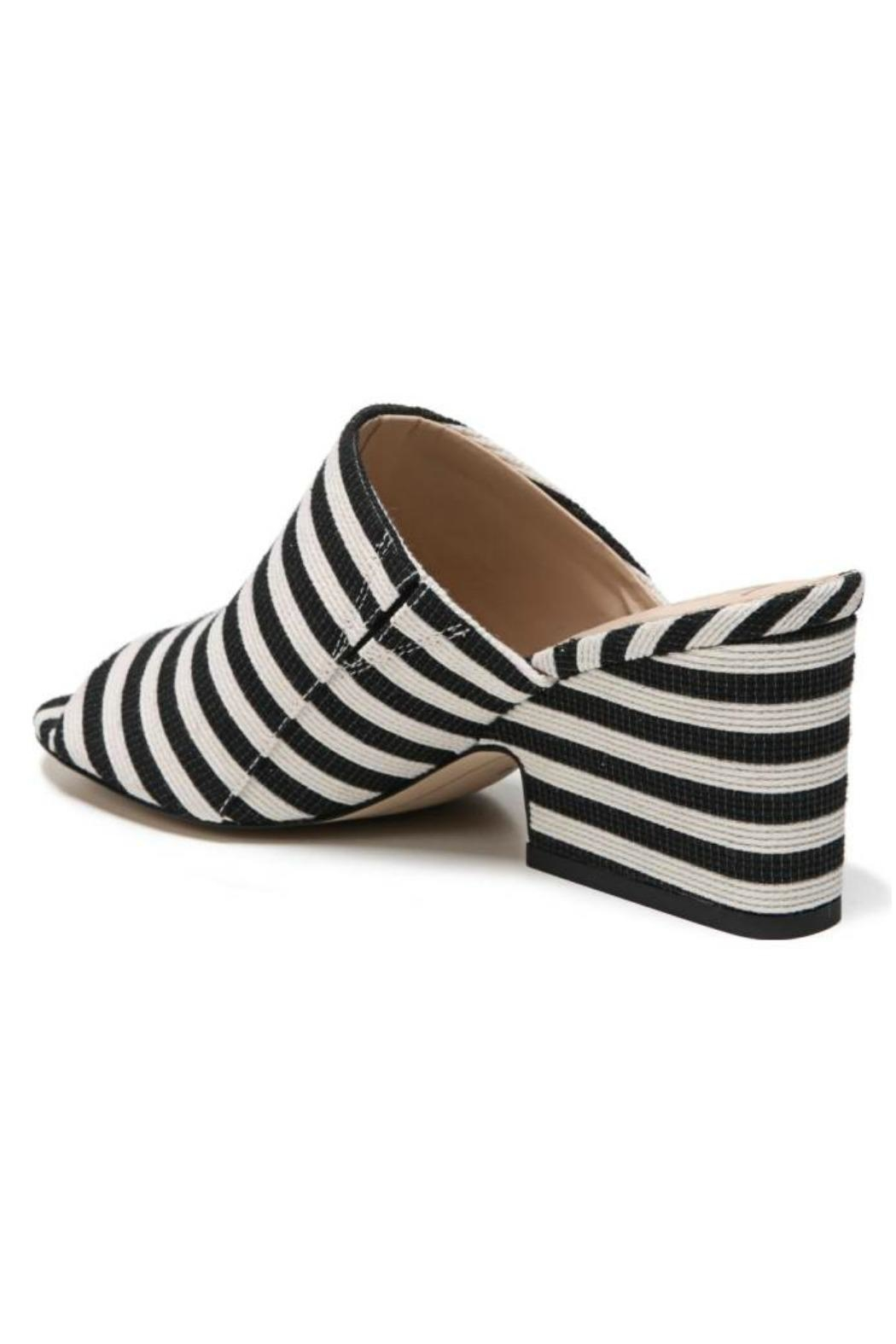 Sam Edelman Jill Striped Mule - Side Cropped Image