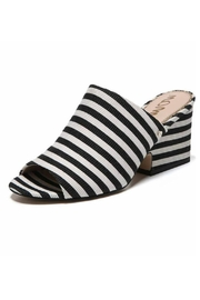 Sam Edelman Jill Striped Mule - Front full body