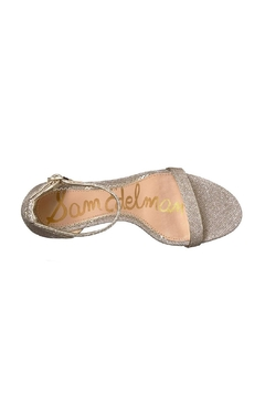 Sam Edelman Jute Glam Heel - Alternate List Image