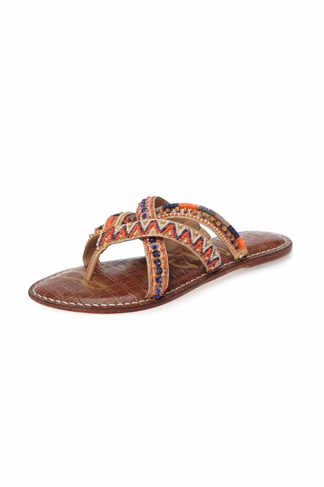 8b6517ada999 Sam Edelman Karly Beaded Sandal from Hudson Valley by Bfree — Shoptiques