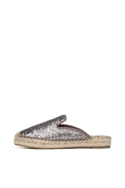 Sam Edelman Kerry Sequin Espadrille - Front full body