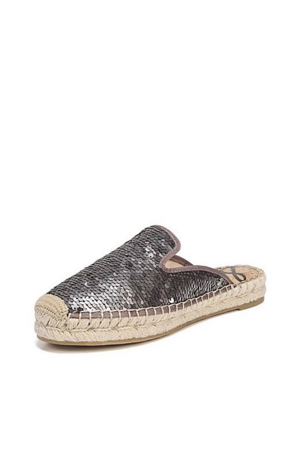 Sam Edelman Kerry Sequin Espadrille - Front Cropped Image