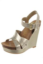 Sam Edelman Nelson Wedge Sandal - Product Mini Image