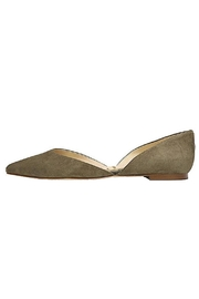 Sam Edelman Olive D'orsay Flat Shoes - Front full body