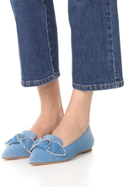 Sam Edelman Rochester Denim Flats - Product Mini Image