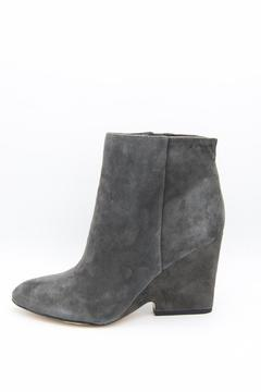 Shoptiques Product: Suede Leather Bootie