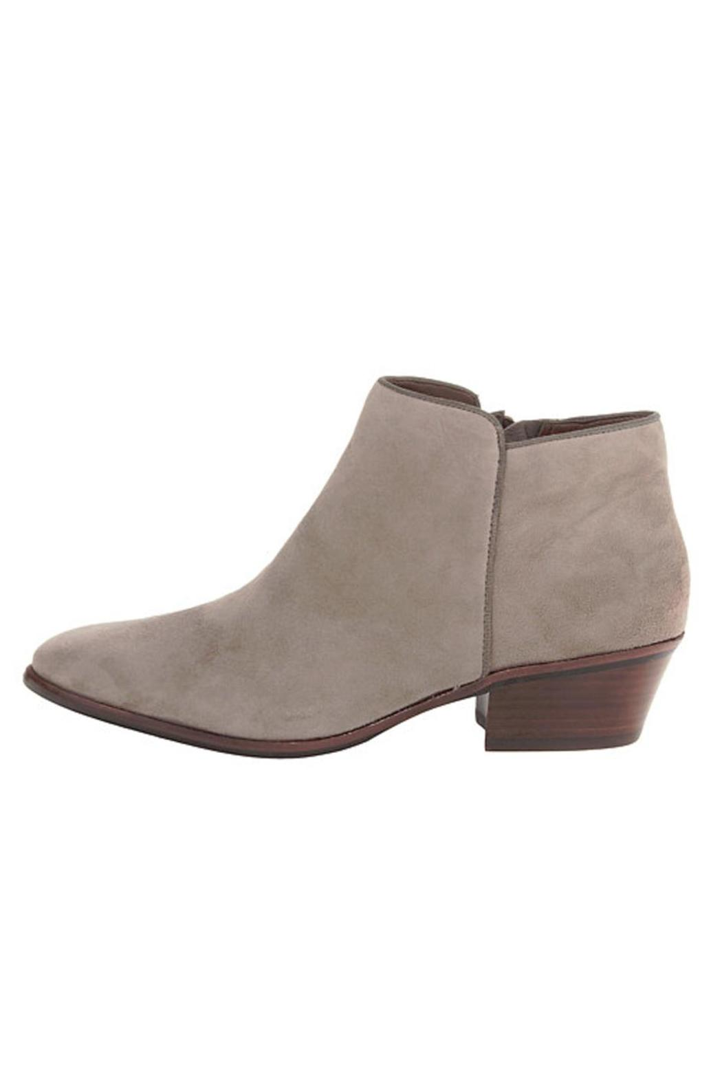 Sam Edelman Taupe Ankle Bootie from Long Island by ...