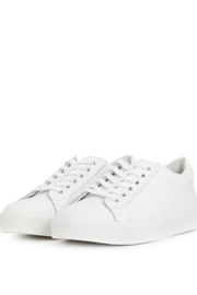 Sam Edelman Ethyl Lace Up Sneaker - Front cropped