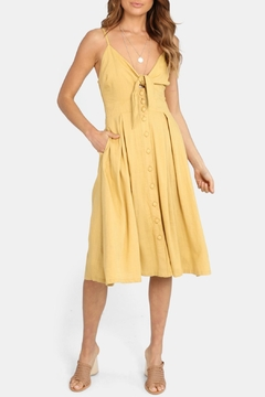 Lost in Lunar Samantha Dress - Product List Image
