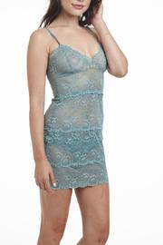 Shoptiques Product: All Lace Slip - Front cropped
