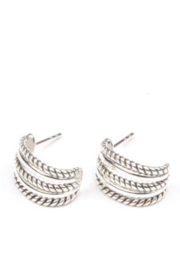 Samkas Cara Earrings - Product Mini Image