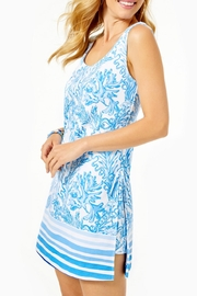 Lilly Pulitzer Sammi Romper - Product Mini Image