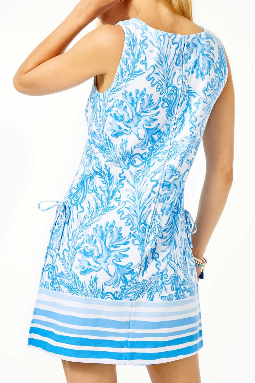 Lilly Pulitzer Sammi Romper - Side Cropped Image