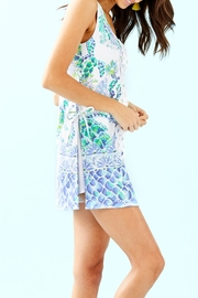 Lilly Pulitzer Sammi Romper - Side cropped