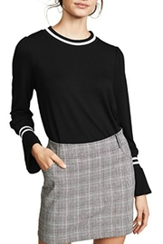 Generation Love  Sammy Rib Long-Sleeve-Top - Front cropped