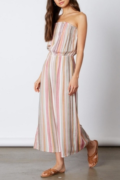 Cotton Candy LA Sammy Strapless Jumpsuit - Product List Image