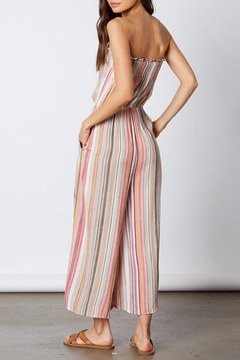 Cotton Candy LA Sammy Strapless Jumpsuit - Alternate List Image