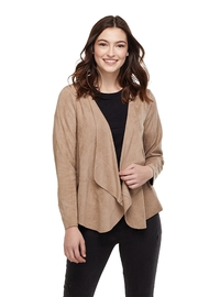 Mud Pie Sammy Suede Jacket - Product Mini Image