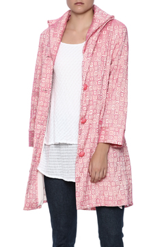 Shoptiques Product: Soft Pink Designer Jacket