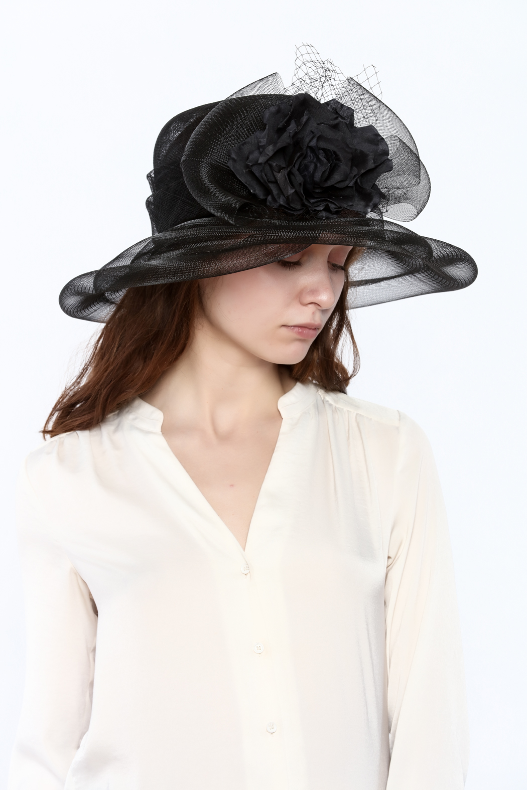 Samuel's Hats Churchill Downs Derby-Hat - Back Cropped Image