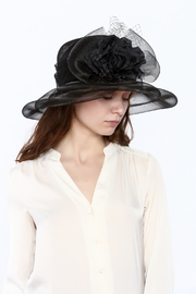 Samuel's Hats Churchill Downs Derby-Hat - Back cropped