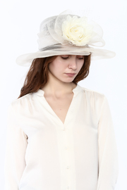 Samuel's Hats Churchill Downs Racing-Hat - Back cropped