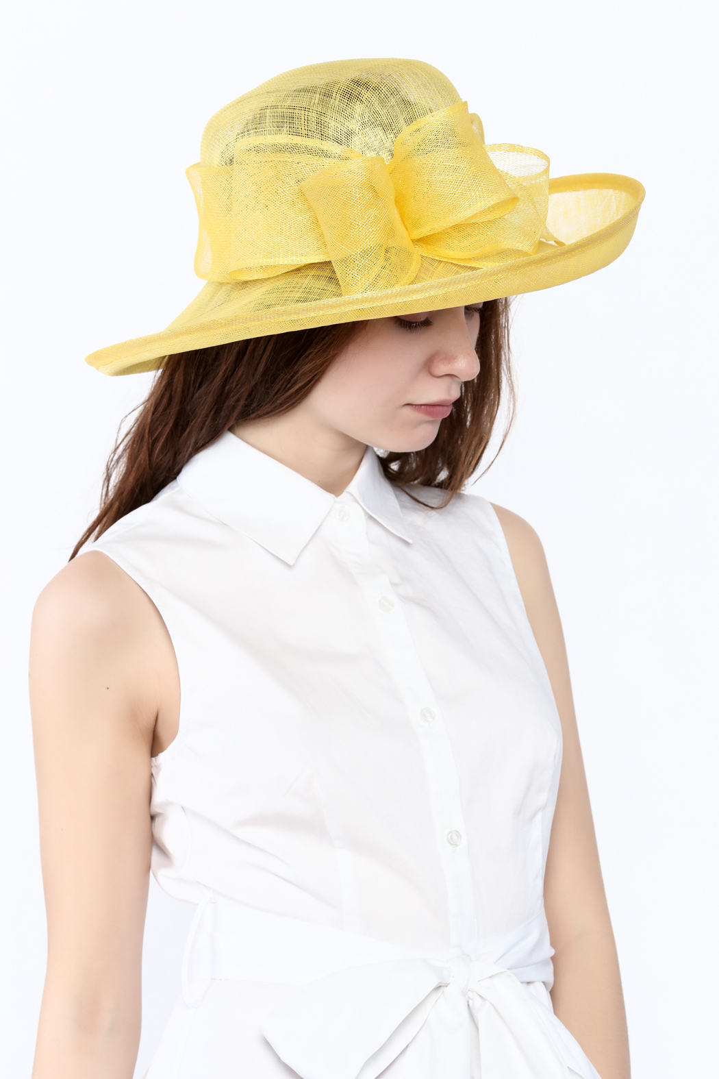 Samuel's Hats Ladies Derby Hat - Back Cropped Image