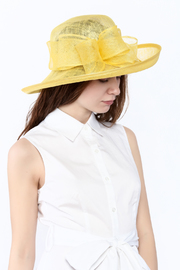 Samuel's Hats Ladies Derby Hat - Back cropped