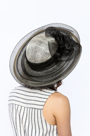 Samuel's Hats Saratoga Racing Hat - Back cropped