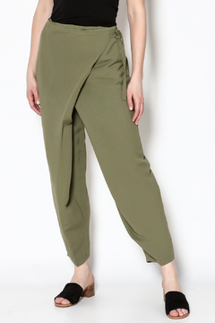 Samuji Olive Filial Trousers - Product List Image