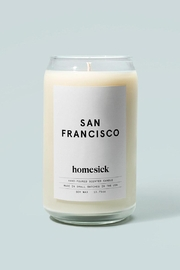 HOMESICK San Francisco Candle - Front full body