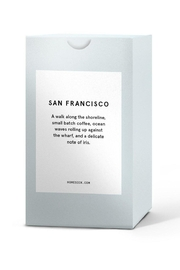 HOMESICK San Francisco Candle - Side cropped
