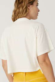 Daydreamer  San Francisco Cropped Tee - Side cropped