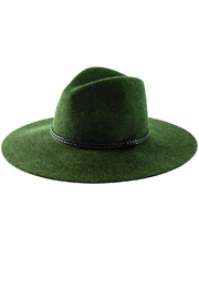 San Diego Hat Company Floppy Wool Hat - Front cropped