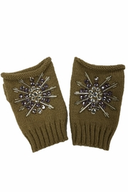 San Diego Hat Company Starburst Fingerless Gloves - Product Mini Image