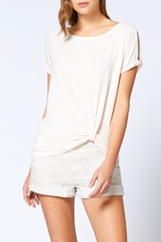 Sanctuary Adrienne Twist Tee - Product Mini Image