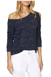 Sanctuary Alexi Asymmetrical Sweatshirt - Product Mini Image