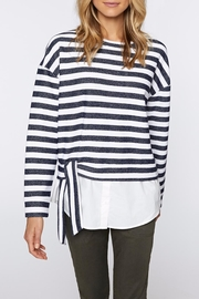 Sanctuary Ally Mix Sweatshirt - Product Mini Image