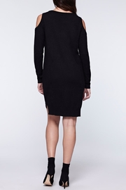 Sanctuary Amy Bare Sweater Dress - Front full body