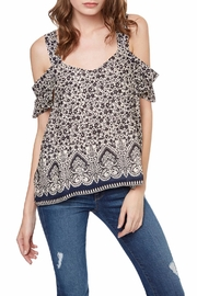 Sanctuary Annie Bare Shoulder Top - Front cropped