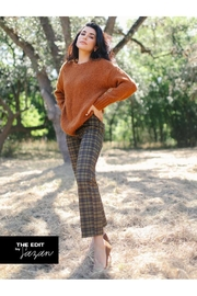 Sanctuary Ashbury Plaid Crop - Product Mini Image