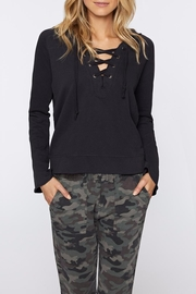 Sanctuary Bailey Hooded Sweatshirt - Front cropped