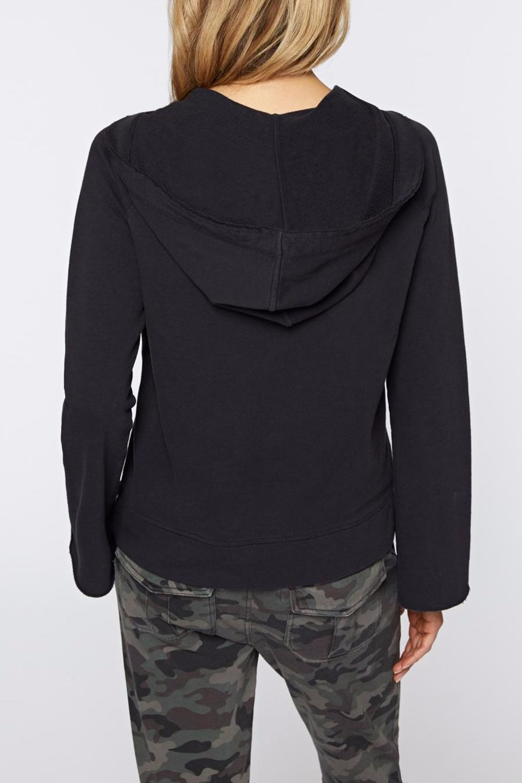 Sanctuary Bailey Hooded Sweatshirt - Front Full Image