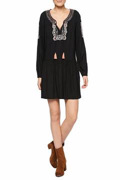 Shoptiques Product: Boho Embroidered Dress