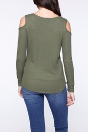 Sanctuary Bowery Thermal Bare Tee - Front full body