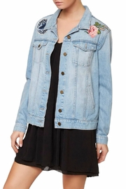 Sanctuary Butterfly Jacket - Front cropped